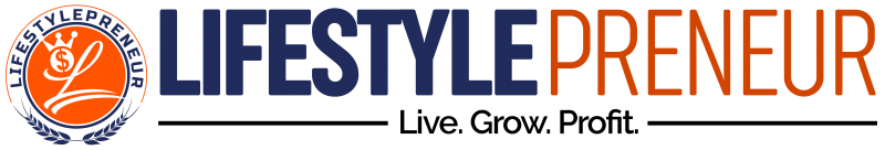 Lifestylepreneur Footer Logo